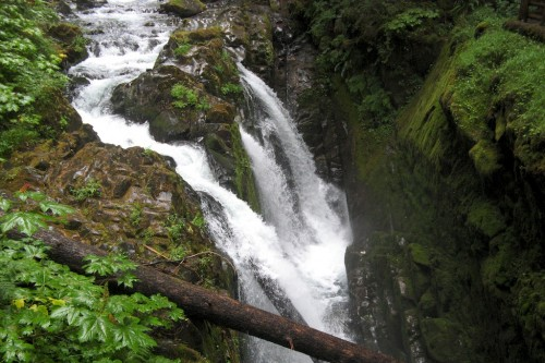 sol duc falls